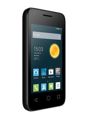 Смартфон Alcatel One Touch Pixi 3 3.5 4009D. Цвет: черный