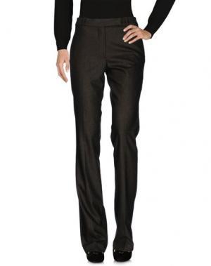 Повседневные брюки BELSTAFF. Цвет: темно-зеленый