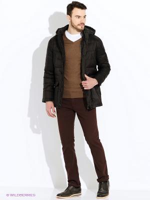 Куртка Alfred Muller. Цвет: черный