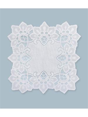 Салфетка Haft. Цвет: белый