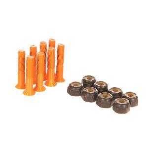 Винты для скейтборда  Bolts 1 Orange Phillips (8 x Pack) Bro Style. Цвет: оранжевый,черный