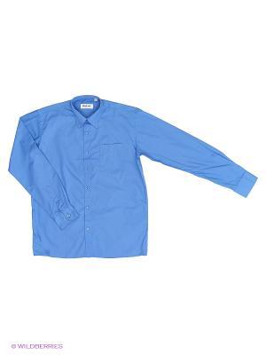 Рубашка Sky Lake. Цвет: голубой, темно-синий