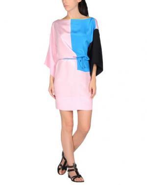 Пляжное платье ROKSANDA. Цвет: светло-розовый