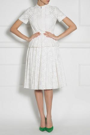 Блуза Nissa. Цвет: белый