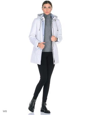 Куртка OUTI Maritta. Цвет: молочный