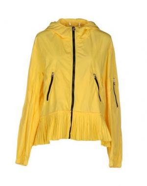 Куртка TENAX. Цвет: желтый