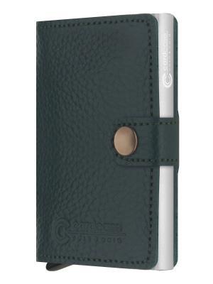 Кошельки CARDCASE. Цвет: зеленый