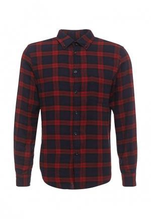 Рубашка J. Hart & Bros. Цвет: красный