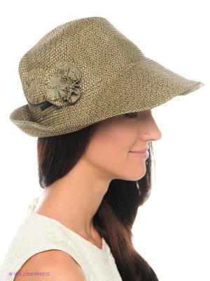 Шляпа SEEBERGER. Цвет: серо-зеленый