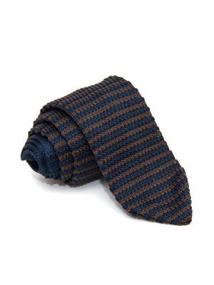 Галстук Churchill accessories. Цвет: черный, темно-синий, синий, темно-коричневый, темно-бордовый, бордовый, коричневый