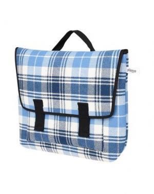 Рюкзаки и сумки на пояс PIJAMA. Цвет: лазурный