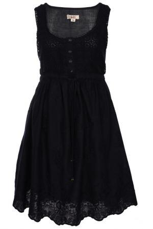 Платье Usha. Цвет: синий