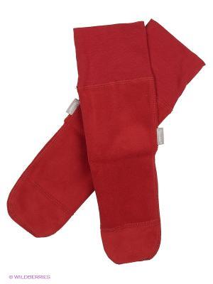 Носки в сапоги детские Sterntaler. Цвет: красный