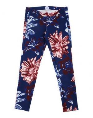 Повседневные брюки PARROT. Цвет: синий