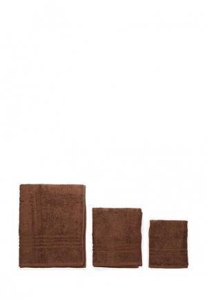 Комплект Arloni. Цвет: коричневый