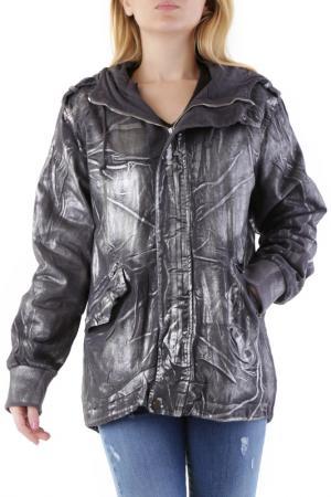 Куртка 525. Цвет: dark gray