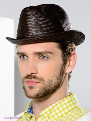 Шляпа Bailey. Цвет: коричневый