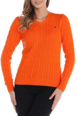 Пуловер GIORGIO DI MARE. Цвет: оранжевый