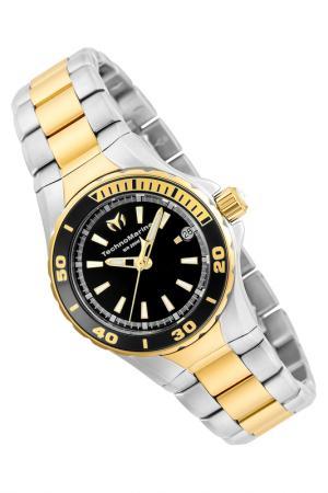 Watch TechnoMarine. Цвет: silver, gold, black