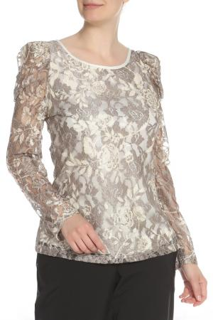 Блуза Tuzzi. Цвет: серый