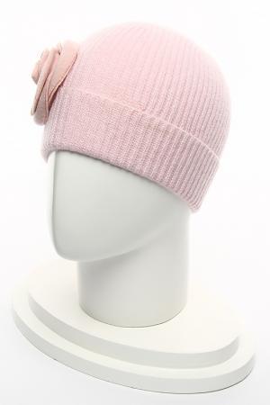 Шапка TAVITTA. Цвет: розовый