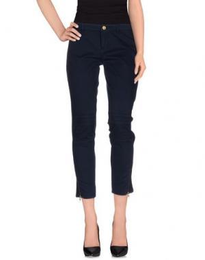 Повседневные брюки TOY G.. Цвет: синий