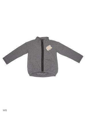Пиджак Sisley Young. Цвет: серый