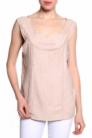 Блуза Drome. Цвет: розовый