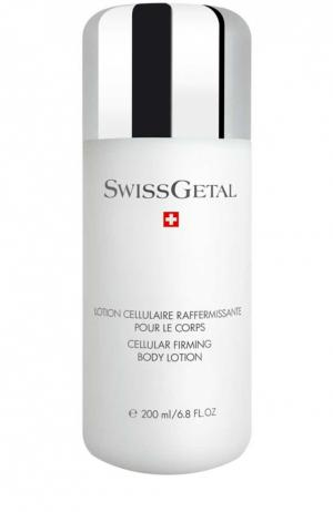 Крем для укрепления кожи тела Swissgetal. Цвет: бесцветный