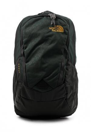 Рюкзак The North Face. Цвет: зеленый