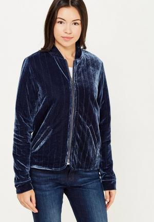 Куртка Ichi. Цвет: синий