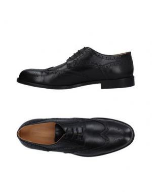 Обувь на шнурках DANIELA FARGION. Цвет: черный