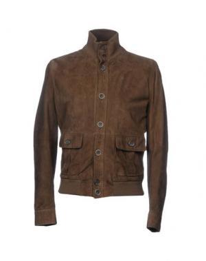 Куртка HARRY & SONS. Цвет: хаки