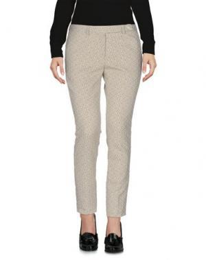 Повседневные брюки •MILANO PARIGI•. Цвет: слоновая кость