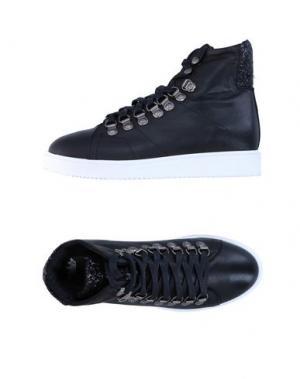 Высокие кеды и кроссовки NBR¹. Цвет: черный