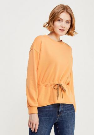 Свитшот Vero Moda. Цвет: оранжевый