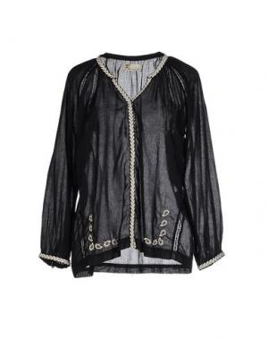 Pубашка LOCAL APPAREL. Цвет: черный