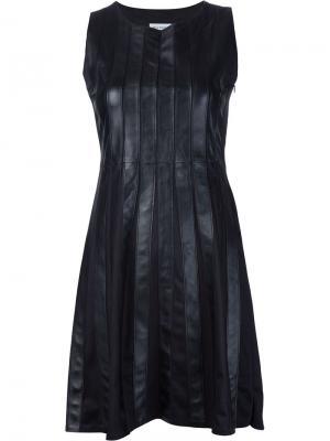 Платье без рукавов Beau Souci. Цвет: чёрный