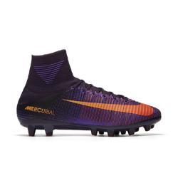 Футбольные бутсы для игры на искусственном газоне  Mercurial Superfly V AG-PRO Nike. Цвет: пурпурный