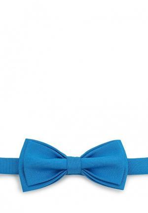Бабочка Blackbow. Цвет: голубой