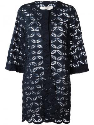 Кружевная куртка D.Exterior. Цвет: none