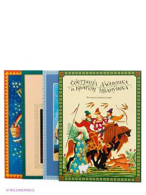 Комплект книг для дошколят Камешки Издательский Дом Мещерякова. Цвет: синий