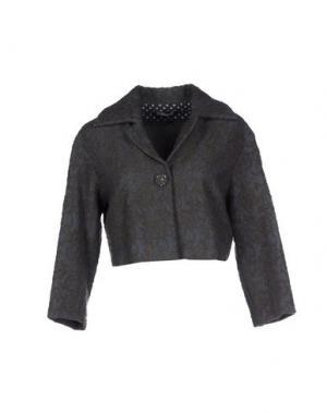 Пиджак NIU'. Цвет: свинцово-серый