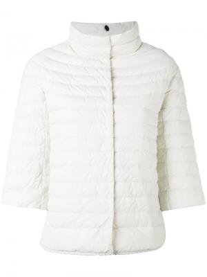 Padded down jacket Duvetica. Цвет: белый