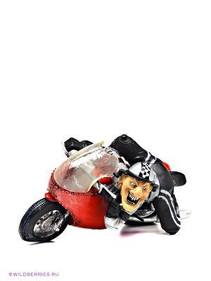 Мотоцикл Le Mans Bike The Comical World of Stratford. Цвет: красный (осн.), черный