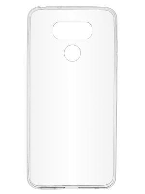 Накладка skinBOX slim silicone для LG G6. Цвет: прозрачный