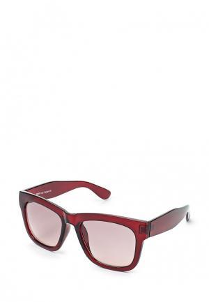 Очки солнцезащитные Fabretti. Цвет: бордовый