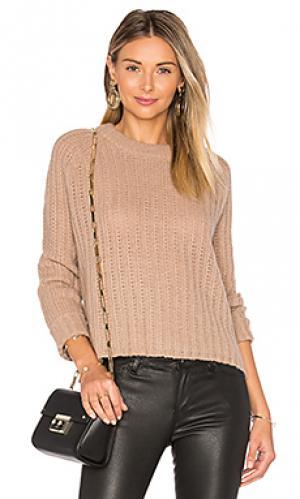 Свитер inka 360 Sweater. Цвет: коричневый
