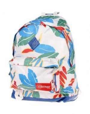 Рюкзаки и сумки на пояс EASTPAK. Цвет: лазурный
