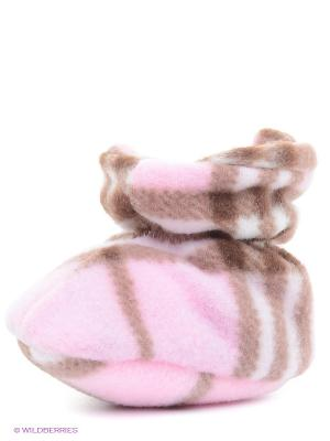 Носочки Luvable Friends. Цвет: розовый
